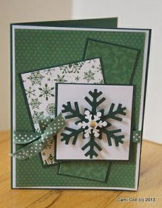 Snowflake card ~Each Snowflake is unique, just like you. May your Birthday Sparkle & Shine ! Snowflake card ~Each Snowflake is unique, just like you. May your Birthday Sparkle & Shine ! Homemade Christmas Cards, Christmas Cards To Make, Xmas Cards, Homemade Cards, Handmade Christmas, Christmas Tree, Cards Diy, Snowflake Cards, Winter Cards