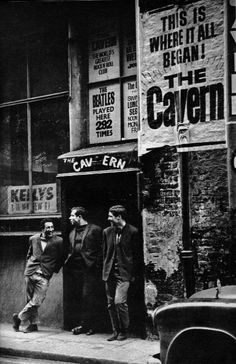 The Cavern, Liverpool, UK Home of Merseybeat and of course The Beatles