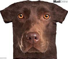 Camisas com animais estampados em 3D já são febre nos Estados Unidos - Bhaz