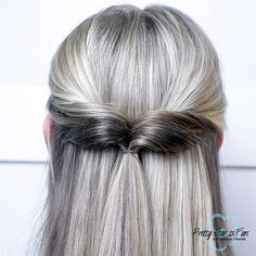 5 EASY BACK TO SCHOOL HAIRSTYLES