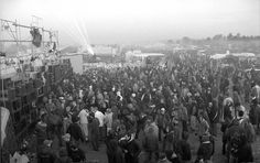 Marigny Teknival 2003, May the 1st.