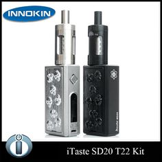 >> Click to Buy << Original Innokin iTaste SD20 Starter Kit 20W Evolv DHA20 Chip 2000mah Battery with 4ML Endura T22 Tank #Affiliate