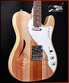 Cole Clark Guitars Culprit III Semi-Hollow