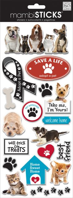 """These are no ordinary stickers. Each sticker sheet features an awesome, specialty treatment! Perfect for that extra bit of pizazz! Each package contains a 5"""" x 12"""" sticker sheet. Item #: SPX-192"""