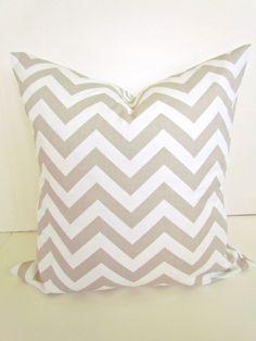 chevron pillow covers 20x20 tan decorative throw pillows 20 x 20 taupe throw pillow covers