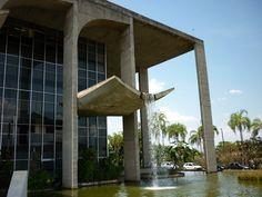 Palacio de Justicia, Brasilia