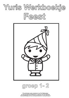 Werkboekje Feest