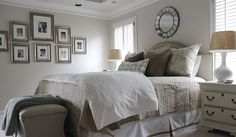 design indulgence BM Elmira White, a great neutral with no yellow