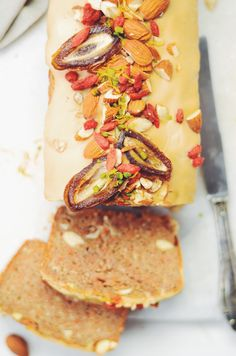 carrot banana bread