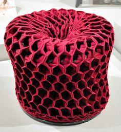 Self Structured Textile textile furniture