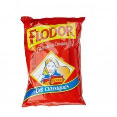 Les chip's Flodor étaient toujours synonymes de pique-nique ou de sortie scolaire de fin d'année. C'est triste de voir que cette marque a périclité alors qu'elle symbolise une des marques indispensables de nos meilleures journées d'enfant!
