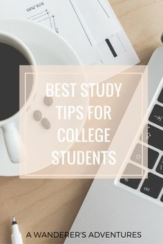 Need help studying for your next exam? I gathered the best study tips for college students! Click through to find out how you can ace your next exam!