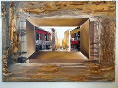 "Saatchi Art Artist Eka Peradze; Painting, ""SOLD.Eka Peradze. 3D painting."" #art"