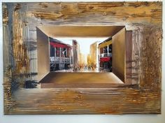 "Saatchi Online Artist Eka Peradze; Painting, ""Eka Peradze. 3D painting. Recently Sold"" #art"