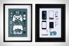 Framed Tech | Uncrate