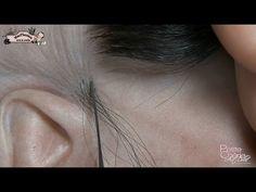 How I Paint Hair on Reborn Doll (1 of 2) - Not a Tutorial - Biracial Fei Yen Sculpt - YouTube