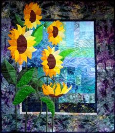 """Applique Quilts 