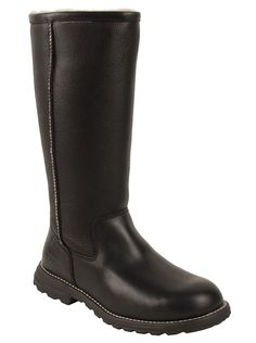 ugg boots tie up  #cybermonday #deals #uggs #boots #female #uggaustralia #outfits #uggoutlet ugg australia UGG® Australia Women's Brooks Tall Boots in Black   ugg outlet