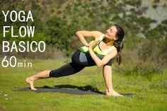 Yoga Flow Basico para PRINCIPIANTES 60 min