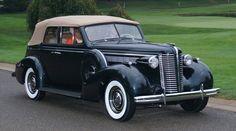 1936 Buick 40C Convertible Sedan