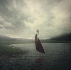 ☽ Dream Within a Dream ☾ Misty Blurred Art and Fashion Photography - Michael Vincent Manalo | Into Exultation