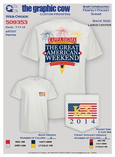 Vandy Kappa Sigma Great American Weekend