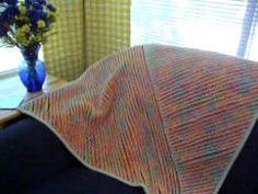chenille quilt/slash quilt instruction -- like this
