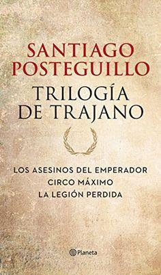 Trilogía de Trajano (pack) eBook: Santiago Posteguillo: Amazon.es: Tienda Kindle