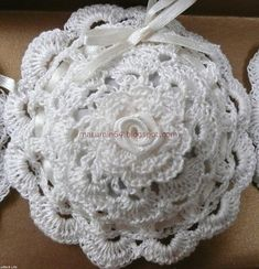 Ravelry: My lavender sachet pattern by Maru Minetto