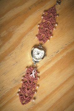 Extensible de crochet para reloj.
