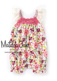 1635eb84b8c3 A visual archive of Matilda Jane Clothing  Happy and Free ~ Spring 2016