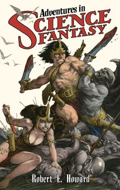 *Adventures in Science Fantasy* cover art by Mark Schultz.