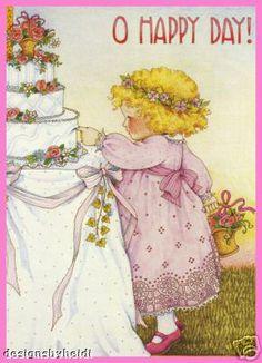 WEDDING CAKE GIRL BY MARY ENGELBRIET