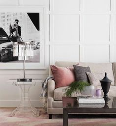 The Ashley Sofa, a buyer favourite for everyday luxury. #CocoRepublic #home #livingroom #interiors #slimaarons