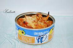 Gratins de thon en boîte