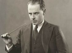 Erich Leinsdorf (04/02/1912 - 11/09/1993)