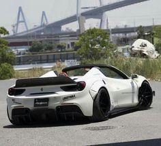 PH:BigD. Super cool car.Ferarri
