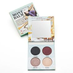 the Balm Mont Balm and La Balmba Steal The Spotlight Palettes Launch