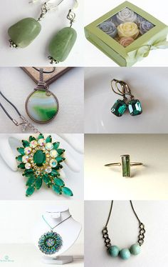 Green with Envy by Vanessa S. Gilding on Etsy--Pinned with TreasuryPin.com Envy, Drop Earrings, Green, Jewelry, Jewlery, Jewels, Jewerly, Jewelery, Chandelier Earrings