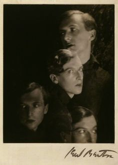 Cecil Beaton by Cecil Beaton -   bromide print, 1927 -  Bequeathed by Sir Cecil Beaton, 1980. © National Portrait Gallery, London