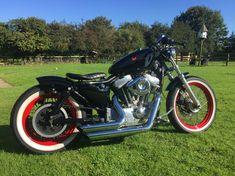 Harley Davidson Custom Sportster Bobber