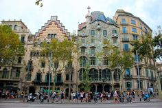 """Barcelona is one of the most lively, fun, and culturally rich cities in the world. With so much to do, it is impossible to """"see it all"""" in one weekend. However, with this optimized 3 day itinerary, you'll be able to experiencethe best of Barcelona in just a few days-from Gaudi's stunning architecture to the…"""