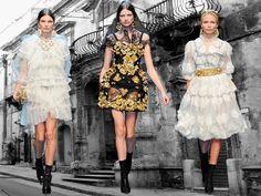 Dolce & Gabbana details fall winter 2012