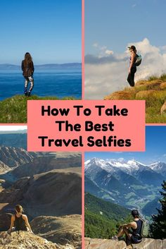 Want the scoop on how to take amazing travel selfies in creative and beautiful ways? Here are easy tips from an expert solo female traveler and Instagrammer