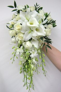pastel wedding bouquet | Weddings | Buffalo Wedding & Event Flowers by Lipinoga Florist