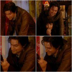 Richard Armitage as Harry Jasper Kennedy in The Vicar of Dibley (2006-2007) Fan Art Collage