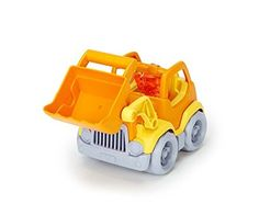 Green Toys Scooper Vehicle Playsets Toy for Kids Orange * Click image to review more details.Note:It is affiliate link to Amazon.