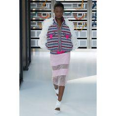 Chanel  #VogueRussia #readytowear #rtw #springsummer2017 #Chanel #VogueCollections