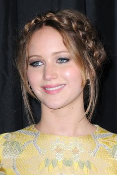 Jennifer Lawrence, January 2013