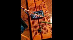 Arduino accelerometro mma7361